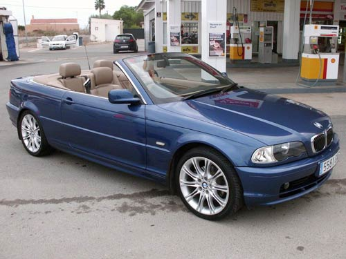 bmw 320 ci cabriolet used car costa blanca spain second hand cars available costa blanca and. Black Bedroom Furniture Sets. Home Design Ideas
