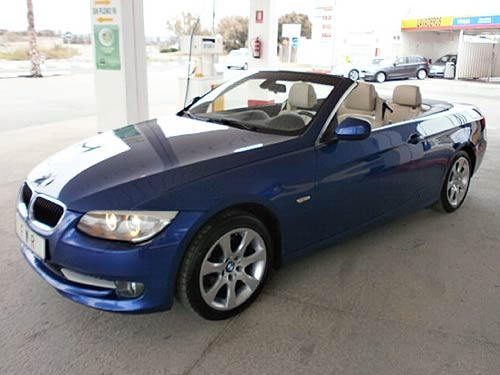 bmw 320d cabriolet used car costa blanca spain second hand cars available costa blanca and beyond. Black Bedroom Furniture Sets. Home Design Ideas
