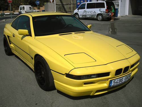 Bmw 850ci Coupe Used Car Costa Blanca Spain Second
