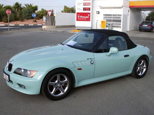Bmw Z3 Used Car Costa Blanca Spain Second Hand Cars