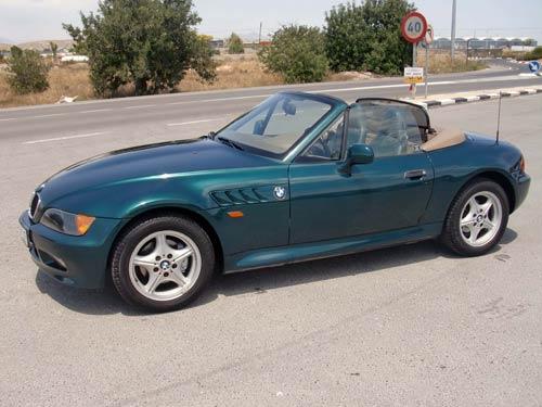 Bmw Z3 Cabriolet Used Car Costa Blanca Spain Second