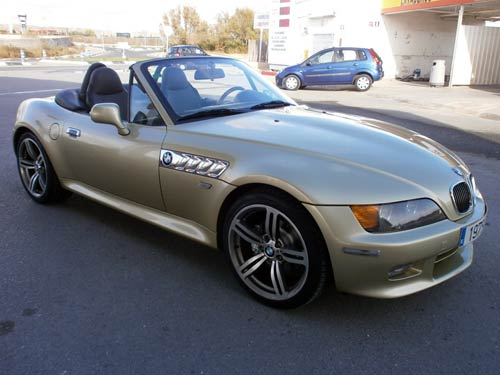 Bmw Z3 Roadster Cabriolet Used Car Costa Blanca Spain Second Hand Cars Available Costa Blanca