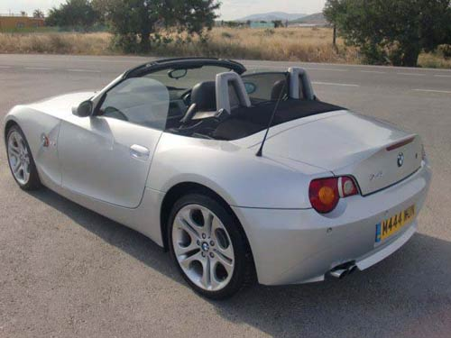 Bmw Z4 Used Car Costa Blanca Spain Second Hand Cars