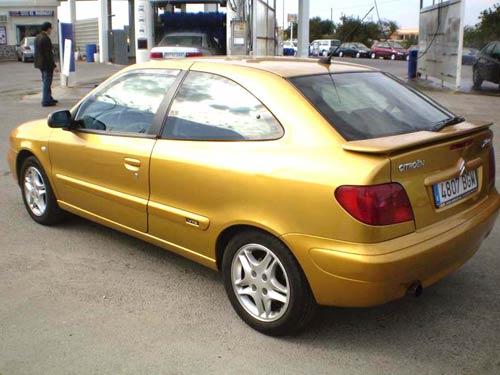 Cars Under 10000 >> Vehicle... Citroen Xsara - Used car available Costa Blanca ...