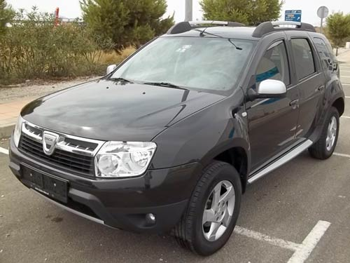 dacia duster laureate used car costa blanca spain second hand cars available costa blanca. Black Bedroom Furniture Sets. Home Design Ideas