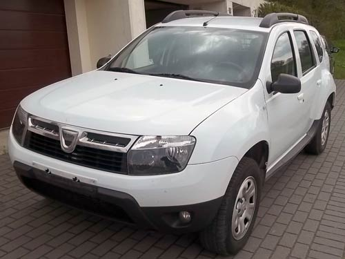 dacia duster used car costa blanca spain second hand cars available costa blanca and beyond. Black Bedroom Furniture Sets. Home Design Ideas