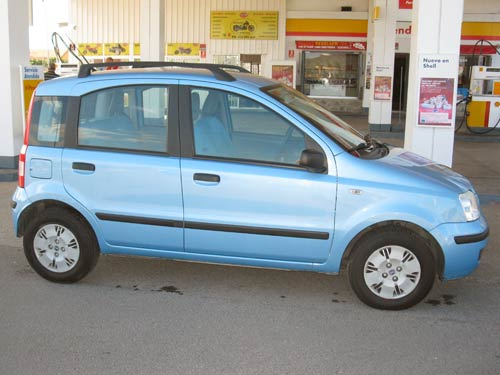 fiat panda auto used car costa blanca spain second hand cars available costa blanca and beyond