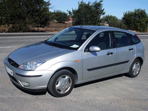 car image for printing & Ford Focus - Used car costa blanca spain - Second hand cars ... markmcfarlin.com