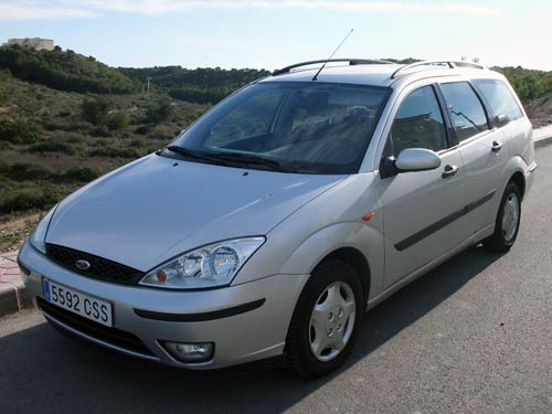 ford focus estate used car costa blanca spain second hand cars available costa blanca and. Black Bedroom Furniture Sets. Home Design Ideas