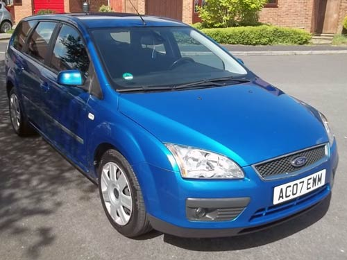 ford focus estate used car costa blanca spain second hand cars available costa blanca and beyond. Black Bedroom Furniture Sets. Home Design Ideas