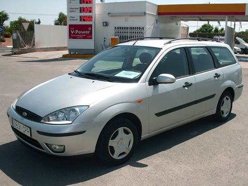 car image for printing & Ford Focus Estate - Used car costa blanca spain - Second hand cars ... markmcfarlin.com