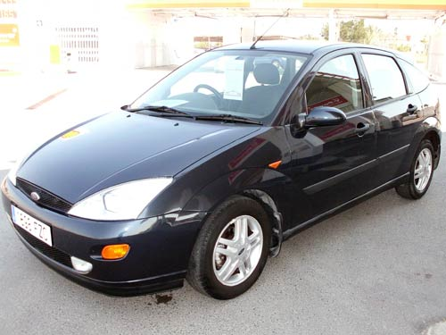 Ford Focus Used Car Costa Blanca Spain Second Hand Cars
