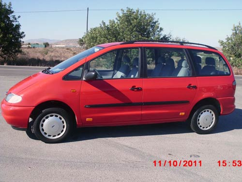 ford galaxy seven seater used car costa blanca spain. Black Bedroom Furniture Sets. Home Design Ideas