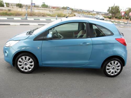 Used Ford_ka_tdci_k__blu  Costa Blanca