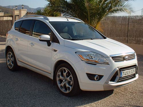 Used ford_kuga_10_white (0) Costa Blanca & Used car costa blanca spain - Second hand cars available Costa ... markmcfarlin.com
