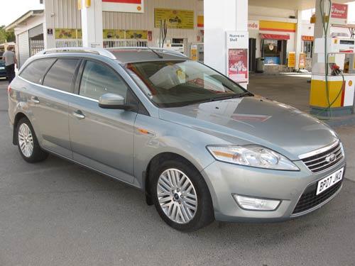 Used ford_mondeo_g_est_07_rhd_sil (0) Costa Blanca & Ford Mondeo Estate - Used car costa blanca spain - Second hand ... markmcfarlin.com