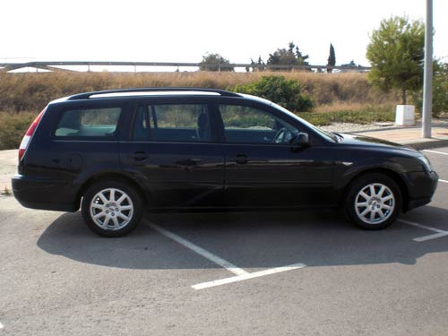 ford mondeo estate right hand drive used car costa blanca spain second hand cars available. Black Bedroom Furniture Sets. Home Design Ideas
