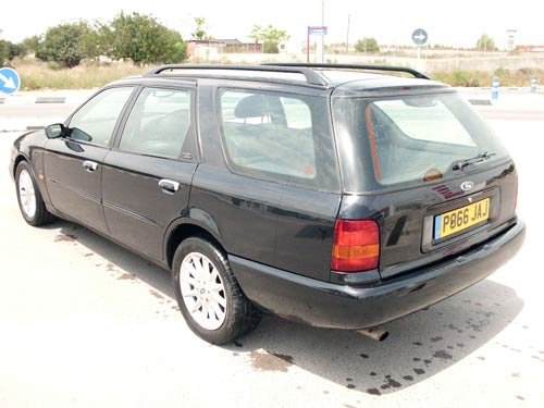 Ford Mondeo Scorpio Used Car Costa Blanca Spain Second