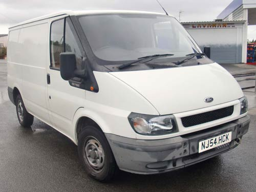 Ford Transit 280 SWB - Used car costa blanca spain - Second hand cars