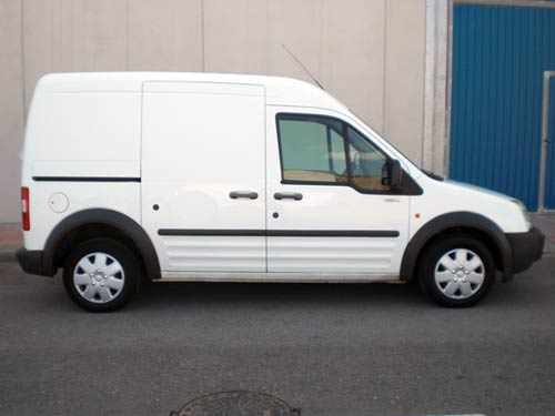 ford transit connect  car costa blanca spain  hand cars  costa blanca