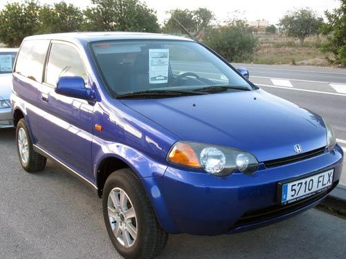 Honda HRV - Used car costa blanca spain - Second hand cars ...