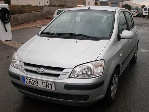hyundai getz used car costa blanca spain second hand cars available costa blanca and beyond. Black Bedroom Furniture Sets. Home Design Ideas