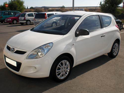 Hyundai i20 used cars