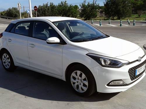 Hyundai i20 second hand price