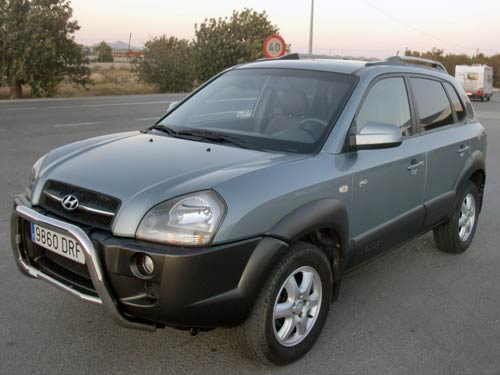 hyundai tucson used car costa blanca spain second hand cars available costa blanca and beyond. Black Bedroom Furniture Sets. Home Design Ideas