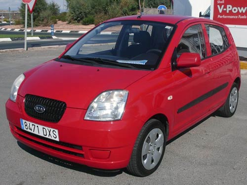 kia picanto used car costa blanca spain second hand cars available costa blanca and beyond. Black Bedroom Furniture Sets. Home Design Ideas