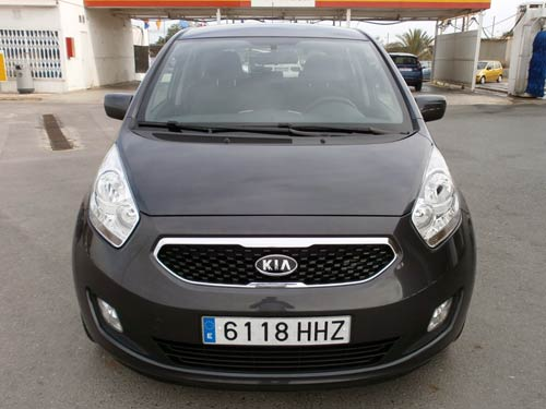 kia venga used car costa blanca spain second hand cars. Black Bedroom Furniture Sets. Home Design Ideas