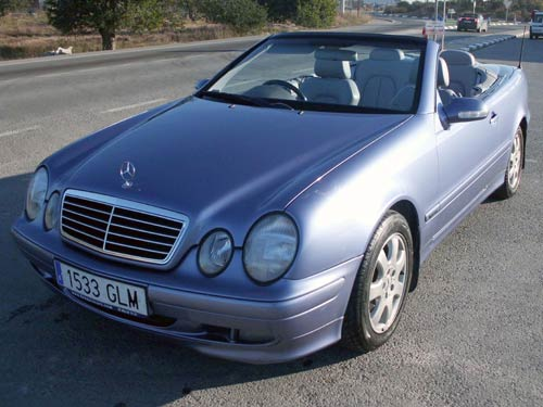 g cars mercedes clk 200 kompressor convertible. Black Bedroom Furniture Sets. Home Design Ideas