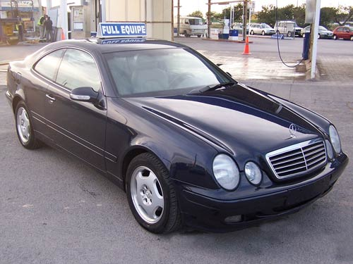 vehicle mercedes clk230 used car available costa. Black Bedroom Furniture Sets. Home Design Ideas
