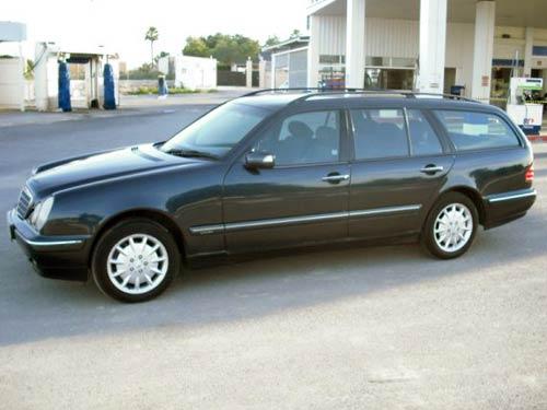 mercedes e280 7 seater used car costa blanca spain. Black Bedroom Furniture Sets. Home Design Ideas