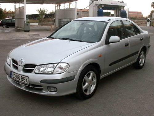 nissan almera - used car costa blanca spain - second hand cars