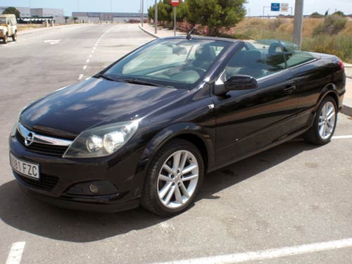 image gallery opel astra cabrio. Black Bedroom Furniture Sets. Home Design Ideas