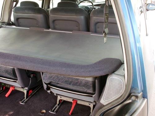 renault espace 7 seater used car costa blanca spain. Black Bedroom Furniture Sets. Home Design Ideas