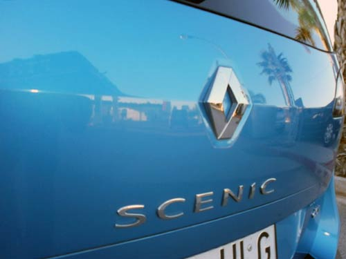 Renault Scenic Iii Used Car Costa Blanca Spain Second