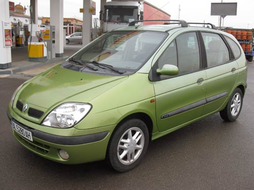 Renault Scenic Used Car Costa Blanca Spain Second Hand