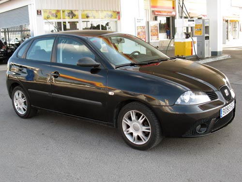 seat ibiza used car costa blanca spain second hand cars available costa blanca and beyond. Black Bedroom Furniture Sets. Home Design Ideas