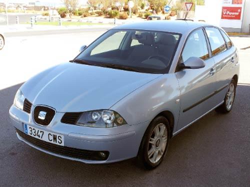 Seat Ibiza 6L el utilitario español polivalente