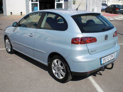 Seat Ibiza Used Car Costa Blanca Spain Second Hand