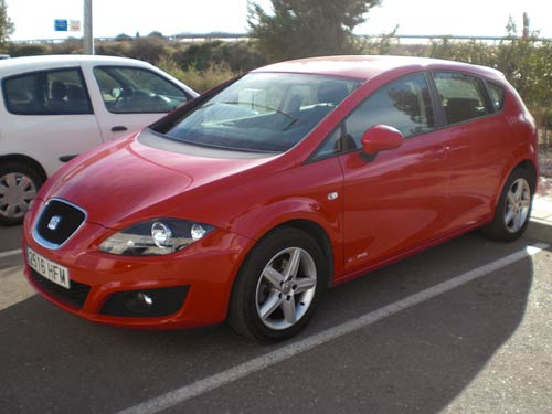 seat leon supercopa used car costa blanca spain second. Black Bedroom Furniture Sets. Home Design Ideas