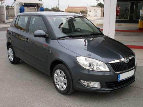 Skoda Fabia Used Car Costa Blanca Spain Second Hand Cars