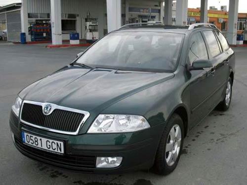 Skoda Octavia Estate Used Car Costa Blanca Spain Second Hand
