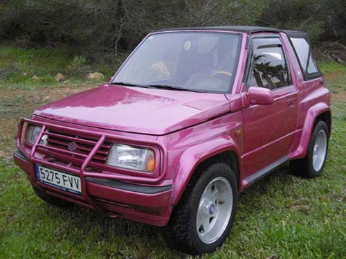 Suzuki Vitara Jlx Pink on Dodge Dakota Lift Kits 4wd