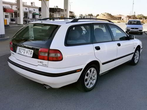 Volvo S40 Estate - Used car costa blanca spain - Second hand cars available Costa Blanca and beyond!