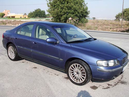 Second hand volvos