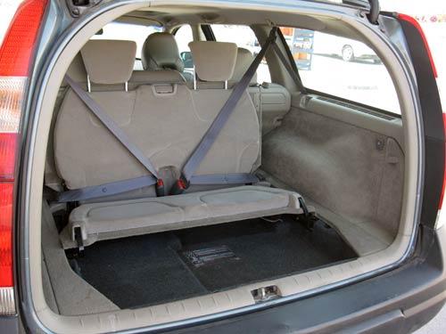 Volvo V70 XC 7 Seat - Used car costa blanca spain - Second ...