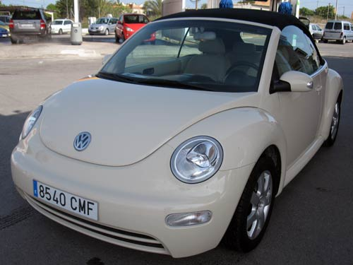 Vw Beetle Cab White on Vw Beetle Back Lights
